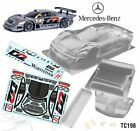 1/10 RC Car Mercedes-benz Benz CLK 190mm Clear Body For HPI Kyosho Tamiya Redcat