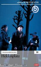 Thomas Bernhard: HELDENPLATZ (Burgtheater 1989) NEU+OVP