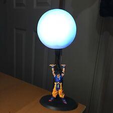 Dragonball Son GOKU USB spirit Bomb light lamp Figure Model Frieza Saga