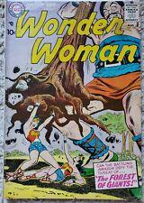 WONDER WOMAN #100 VG+ 4.5 DC 8/1958