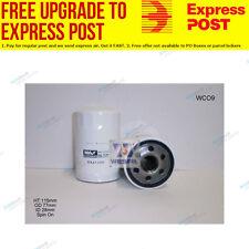 Wesfil Oil Filter WCO9 fits Jaguar XJ 3.2 V8,4.0 V8 ,R 4.2