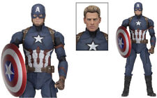 Captain America Plastic Action Figure TV, Movie & Video Game Action Figures