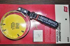 """Lisle 57040 Swivel Gripper - No Slip Oil Filter Wrench Standard R 4.125- 4.5"""" US"""