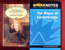 Mayor of Casterbridge by Thomas Hardy & SparkNotes study guide - Free Shipping!