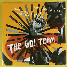 The Go! Team ‎– Grip Like A Vice - Limited Edition Orange Vinyl - MI092S2 Ex+