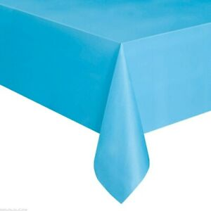"""1pc PE TABLECOVERS Rectangle Table Cloth Cover Party Events Tableware 54""""X108"""""""
