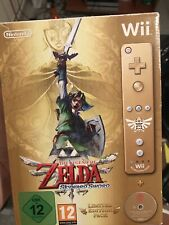 zelda skyward sword Wii Limited Edition