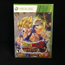 Dragon Ball Z: Ultimate Tenkaichi (Microsoft Xbox 360, 2011) BRAND NEW