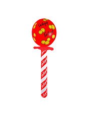 Red Inflatable Lollipop 72cm Kids Fun Party Novelty Sweet Lolly Punch Toy Fun