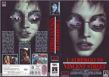 L'ALBERGO IN VINCENT STREET Blind Fear (1989) COVER VHS 1ª EDIZIONE 1990, NO VHS