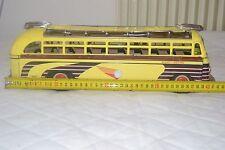 Bus I.Y. Metal toys Japan in latta anni 1950-bus tin toys