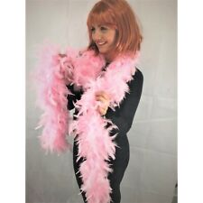 Feather Boa Fancy Dress Luxury In Various Colours  1.9 M  85 Grams