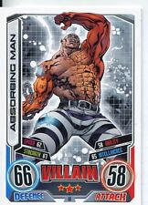 Marvel Hero Attax Series 2 Base Card #111 Absorbing Man