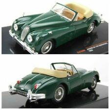 Voitures miniatures verts Jaguar