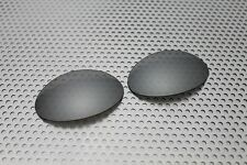 LINEGEAR Custom Replacement Lens for Oakley X-Metal Romeo1 - Liquid Metal[R1-LM]