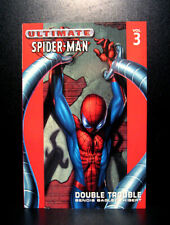 COMICS: Ultimate Spider-Man: Double Trouble tradepaperback (2002, 1st Print)