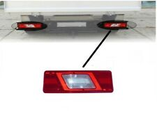 FOR FORD TRANSIT MK8 TIPPER PICK-UP REAR RIGHT SIDE TAIL LIGHT LAMP LENS
