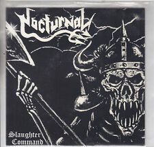 """NOCTURNAL - slaughter command EP 7"""""""