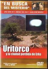 Uritorco y la ciudad perdida de Erks. En Busca del Misterio Nº 11. DVD