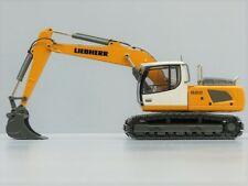 "WSI - NZG - Conrad 2948 Liebherr R922 Excavator 1:50 ""NEW"""