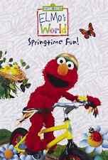 SPRINGTIME FUN CARTOON ARABIC SESAME STREET DVD
