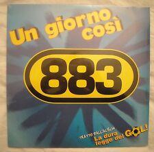883 MAX PEZZALI - UN GIORNO COSI' - ANNO 1997 - SIGILLATO