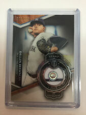 2018 Topps Tribute - Dellin Betances- Jersey /150 Stamp Of Approval RELIC