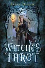 Witches Tarot Deck & Book Instructions Set by Ellen Dugan & Mark Evans BRAND NEW
