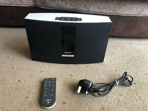 Bose SoundTouch 20 Series III Wireless Music System - White FAST SHIPPING