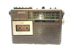 Sony CF-210L radio cassette player recorder vintage Retro