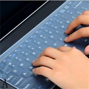 1Pc Universal Keyboard Protector Film Silicone Laptop Pc Notebook Skin Cover