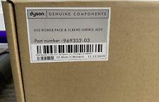 Genuine Dyson V10 Vacuum Power Pack Authentic Add On Battery Kit, OEM