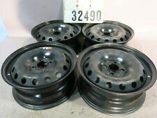 4 Stahlfelgen Fiat Grande Punto 6Jx15H2 ET43 LK 4x100mm TN:51763241 #32490