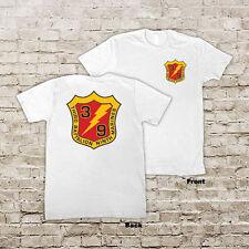 US 3rd Battalion 9th Marines Regiment USMC Marine Corp White Or Black T-Shirt