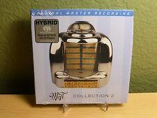 Mofi Collection 2 Pretenders Foghat Doobie Brothers Hybrid SACD New MFSL CD