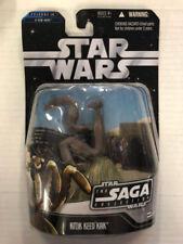 Figurines et statues de télévision, de film et de jeu vidéo en star wars: saga collection avec star wars