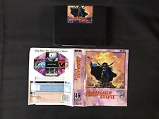 Magician Lord - SNK Neo Geo AES - US English Version