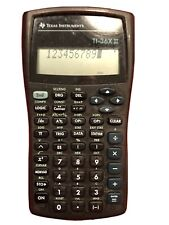 Texas Instruments Ti-36x Ii Scientific Calculator - Solar, Works great