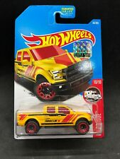 Hot Wheels 2017 '15 Ford F-150 Yellow Off-road Truck Rare HTF New Factory Sealed