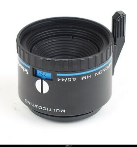 Lens Schneider  Apo Componon HM 4.5/44mm