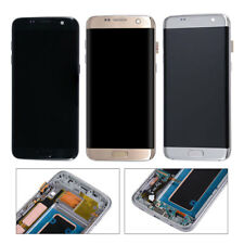 LCD Display Screen Touch Digitizer+Frame For Samsung Galaxy S7 Edge G935A G935F