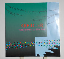 LP   Kreidler ‎– Appearance And The Park