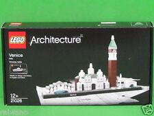 LEGO® 21026 Architecture Venedig Blitzversand per DHL-Paket