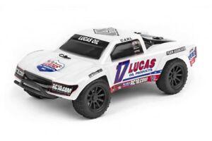 Associated Ae Qualifier Series Sc28 1:28 Sc Truck Lucas Oil Edition AS20150