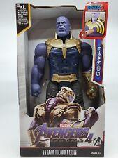 Thanos Avengers: End Game Titan Hero Power Thanos figure toy AU 30cm tall Sound