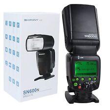 Shanny Flash SN600N i-TTL GN60 speedlite for nikon D600 D5200 D800 D7000 D750