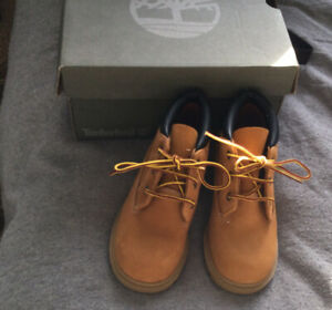 New Timberland Kids uk 11.5 boots Wheat/Waterproof (BNIB) Rrp £75