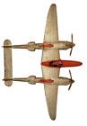 Hubley Metal War Plane Hubley Vintage T