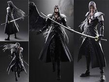 Play Arts Kai Final Fantasy VII 7 Advent Children Sephiroth Figure 27cm NoBox