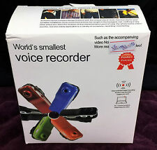 Mini Dv Worlds Smallest Voice Recorder